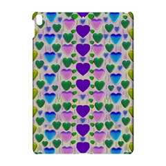 Love In Eternity Is Sweet As Candy Pop Art Apple Ipad Pro 10 5   Hardshell Case by pepitasart