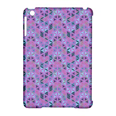 Sacred Geometry Pattern 2 Apple Ipad Mini Hardshell Case (compatible With Smart Cover) by Cveti