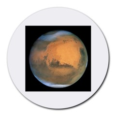 Mars Round Mousepad by CustomYourOwn