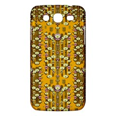 Rain Showers In The Rain Forest Of Bloom And Decorative Liana Samsung Galaxy Mega 5 8 I9152 Hardshell Case  by pepitasart