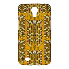 Rain Showers In The Rain Forest Of Bloom And Decorative Liana Samsung Galaxy Mega 6 3  I9200 Hardshell Case by pepitasart