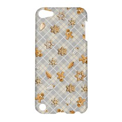 Gingerbread Light Apple Ipod Touch 5 Hardshell Case by jumpercat