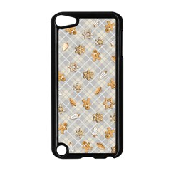Gingerbread Light Apple Ipod Touch 5 Case (black) by jumpercat