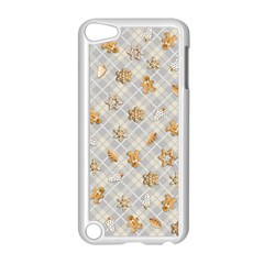 Gingerbread Light Apple Ipod Touch 5 Case (white) by jumpercat
