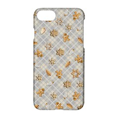 Gingerbread Light Apple Iphone 8 Hardshell Case by jumpercat
