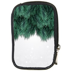 Snow And Tree Compact Camera Cases by jumpercat