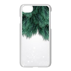 Snow And Tree Apple Iphone 8 Seamless Case (white) by jumpercat