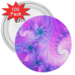 Delicate 3  Buttons (100 Pack)  by Delasel