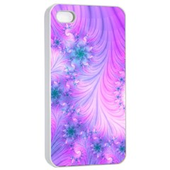 Delicate Apple Iphone 4/4s Seamless Case (white) by Delasel