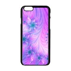 Delicate Apple Iphone 6/6s Black Enamel Case by Delasel