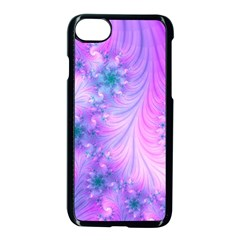 Delicate Apple Iphone 8 Seamless Case (black) by Delasel