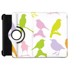 Birds Colourful Background Kindle Fire Hd 7  by Celenk