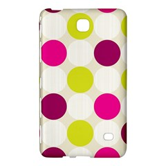 Polka Dots Spots Pattern Seamless Samsung Galaxy Tab 4 (8 ) Hardshell Case  by Celenk