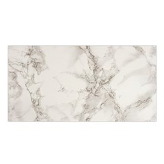 Marble Background Backdrop Satin Shawl by Celenk