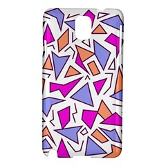 Retro Shapes 03 Samsung Galaxy Note 3 N9005 Hardshell Case