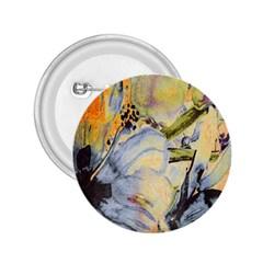 Flower Texture Pattern Fabric 2 25  Buttons by Celenk