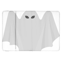 Ghost Halloween Spooky Horror Fear Samsung Galaxy Tab 8 9  P7300 Flip Case by Celenk