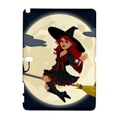 Witch Witchcraft Broomstick Broom Galaxy Note 1 by Celenk