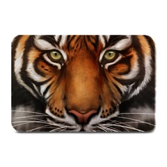 The Tiger Face Plate Mats