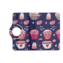 Afternoon Tea And Sweets Kindle Fire Hd (2013) Flip 360 Case by allthingseveryday
