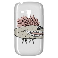 Monster Rat Hand Draw Illustration Galaxy S3 Mini by dflcprints