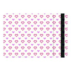 Pixel Hearts Apple Ipad Pro 10 5   Flip Case by jumpercat