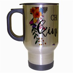 Choose Kidness Travel Mug (silver Gray)