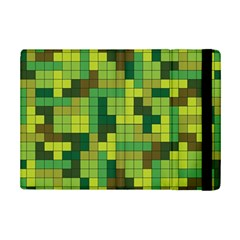 Tetris Camouflage Forest Ipad Mini 2 Flip Cases by jumpercat