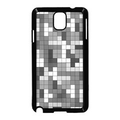 Tetris Camouflage Urban Samsung Galaxy Note 3 Neo Hardshell Case (black) by jumpercat