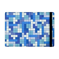 Tetris Camouflage Marine Ipad Mini 2 Flip Cases by jumpercat