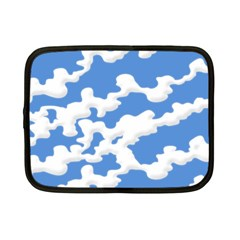 Cloud Lines Netbook Case (small)  by jumpercat