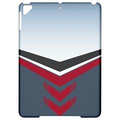 Modern Shapes Apple Ipad Pro 9 7   Hardshell Case by jumpercat