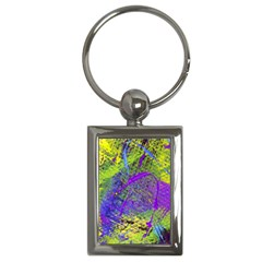 Ink Splash 02 Key Chains (rectangle)  by jumpercat