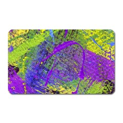 Ink Splash 02 Magnet (rectangular) by jumpercat