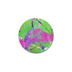 Ink Splash 03 Golf Ball Marker (10 Pack) by jumpercat