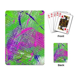 Ink Splash 03 Playing Card by jumpercat