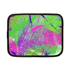 Ink Splash 03 Netbook Case (small)  by jumpercat