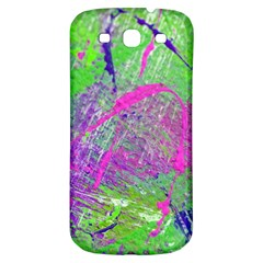 Ink Splash 03 Samsung Galaxy S3 S Iii Classic Hardshell Back Case by jumpercat