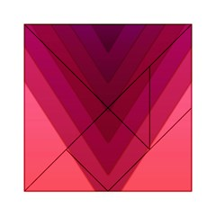 Tri 02 Acrylic Tangram Puzzle (6  X 6 ) by jumpercat