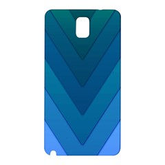 Tri 04 Samsung Galaxy Note 3 N9005 Hardshell Back Case by jumpercat
