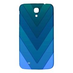 Tri 04 Samsung Galaxy Mega I9200 Hardshell Back Case by jumpercat