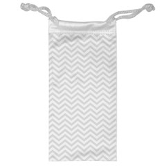 Light Chevron Jewelry Bag by jumpercat