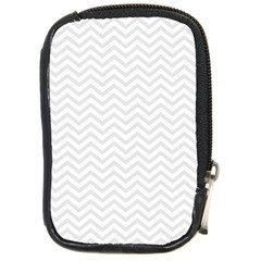 Light Chevron Compact Camera Cases by jumpercat