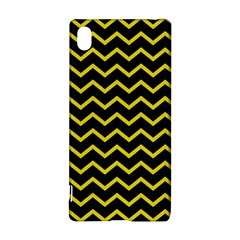 Yellow Chevron Sony Xperia Z3+ by jumpercat