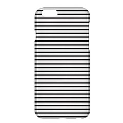 Basic Horizontal Stripes Apple Iphone 6 Plus/6s Plus Hardshell Case by jumpercat