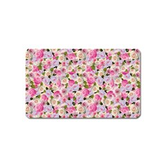 Gardenia Sweet Magnet (name Card) by jumpercat