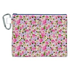 Gardenia Sweet Canvas Cosmetic Bag (xxl) by jumpercat