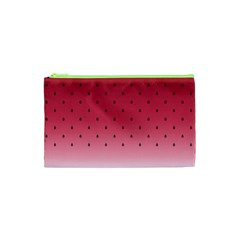Watermelon Cosmetic Bag (xs) by jumpercat