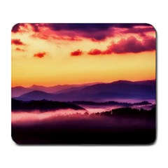 Great Smoky Mountains National Park Large Mousepads by BangZart