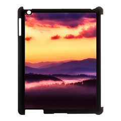 Great Smoky Mountains National Park Apple Ipad 3/4 Case (black) by BangZart